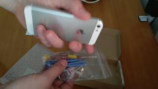 Батарея на Iphone 5 с Aliexpress
