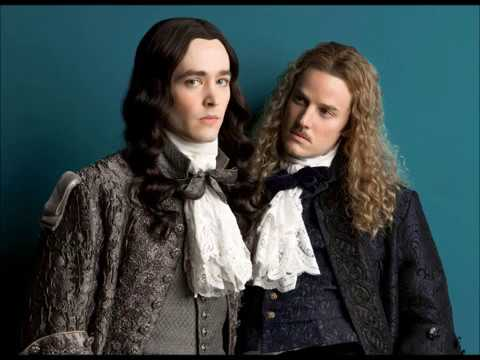 Evan Williams on working with Alexander Vlahos, Versailles interview teaser, June 2017