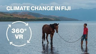 Climate Change in Fiji in VR: