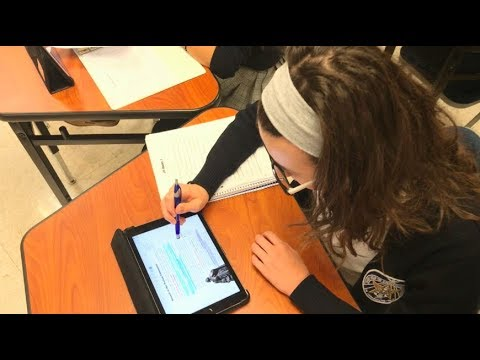 What Students Think about iPads - MDM on the Road & Mary Help of Christians Academy