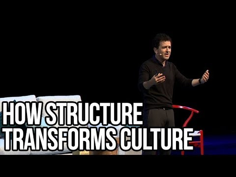 How Structure Transforms Culture | Safi Bachall