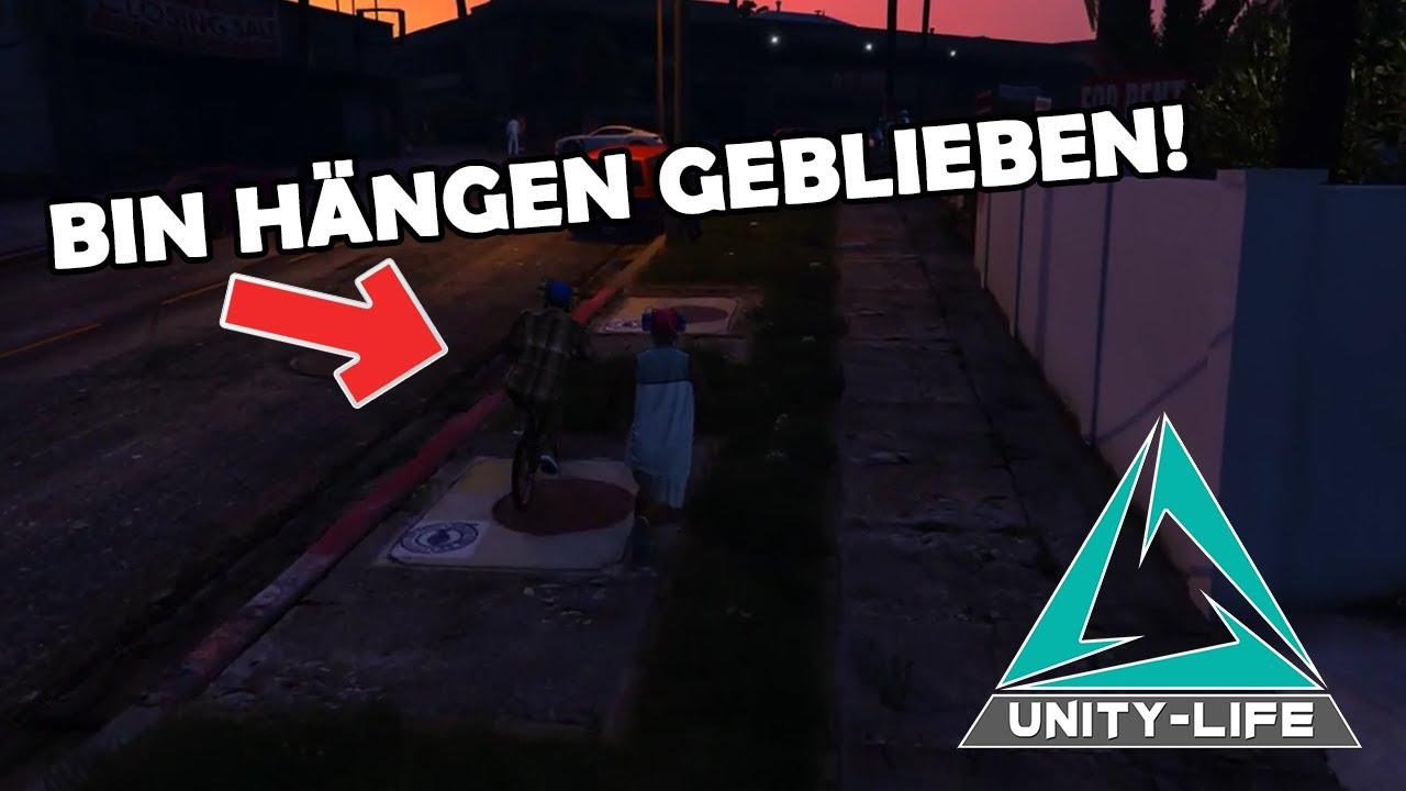 GTA 5 RP Highlights | #67 | BIN HÄNGEN GEBLIEBEN! | Unity-Life Edition