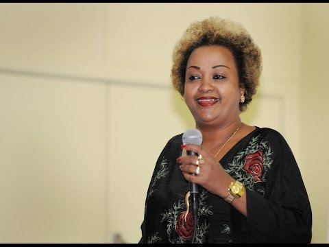 Ethiopia: Artist Bisat Siyum speaks about her coking performance