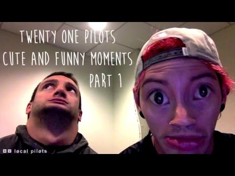 Twenty One Pilots - Cute and funny moments part 1