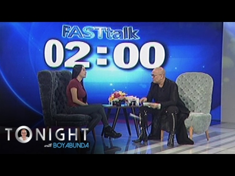 TWBA: Fast Talk with Mocha Uson