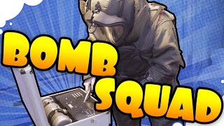 Arin and Dan Defuse a Scary Bomb - GrumpOut