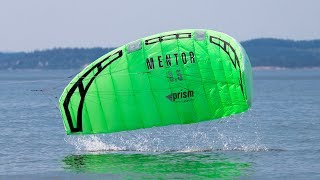 Mentor 3-Line Amphibious Power Kite
