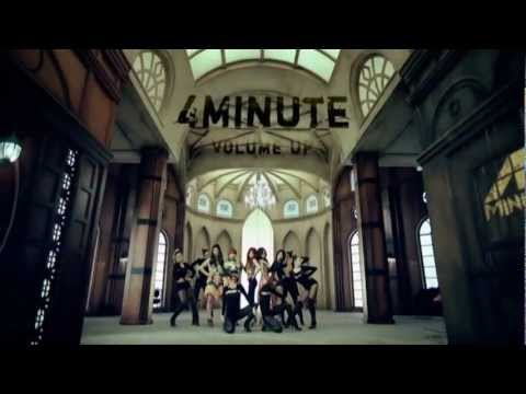 4Minute - Volume Up (Extended Remix) [Official Video]