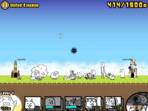 [The Battle Cats] The Battle Cats United Kingdom Video 21