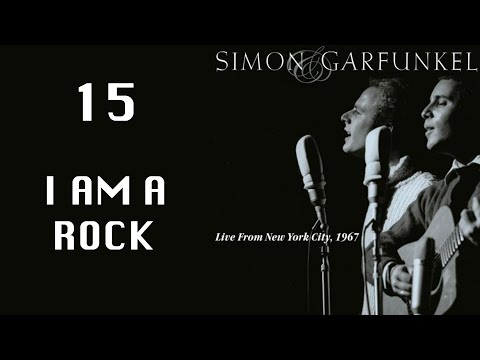 I am a rock - Live from NYC 1967 (Simon & Garfunkel) mp3