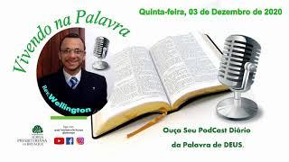 Vivendo na Palavra 03/12/2020