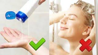 Svi grešimo jer nanosimo ŠAMPON NA MOKRU KOSU - Stručnjaci dali savete za pravilno pranje kose!