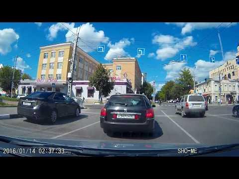 Driving in Ivanovo, Russia - 6 (summer) Россия/Иваново