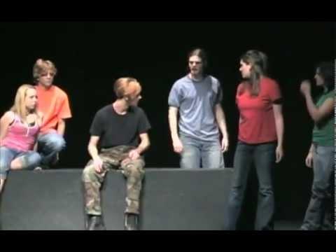 Pagosa Springs High School Drama Club: BANG BANG, YOU'RE DEAD by William Mastrosimone