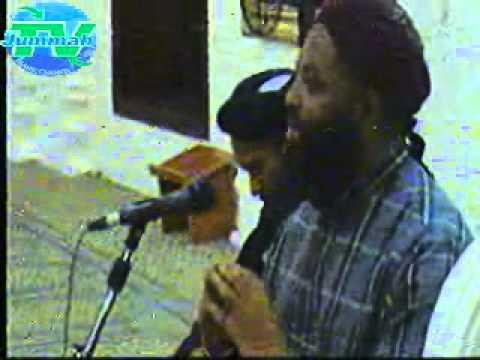 Hafiz O Qari Ali Faqi Ali Noorani 7th Rabi Ul Aakhir 1436 28.01.15 @ Jummah Masjid
