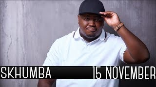 Skhumba Talks About How To Cure Hangovers