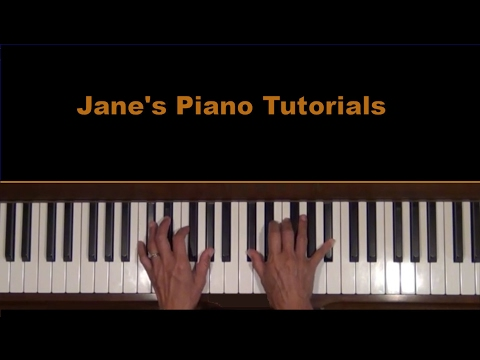 Fade to Black Metallica Piano Tutorial SLOW Sections