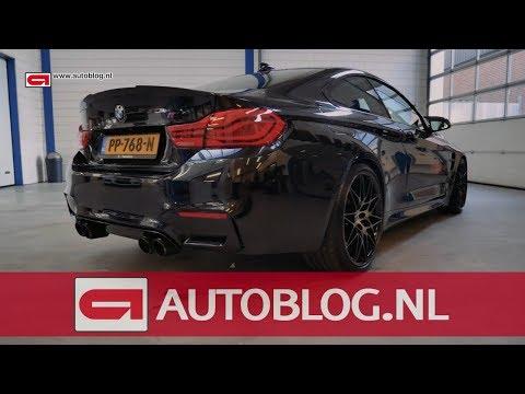 547 pk en 727 Nm sterke BMW M4 Competition Package