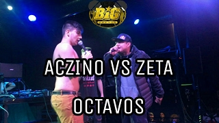 aczino vs zeta octavos de regional sevilla 2017   big battle oficial