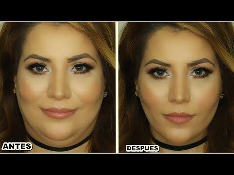 Como se puede adelgazar la cara