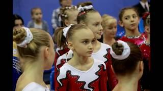 Катя - финалы Первенства России 2017
