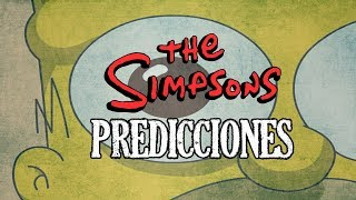 20 increíbles predicciones de Los Simpsons - Lo acertaron TODO!