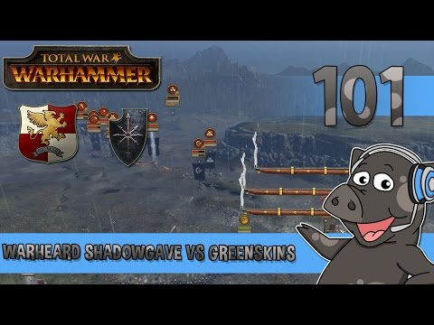 Hold Lads! - Total War: Warhammer - Multiplayer Ranked Battle #101 Empire vs Chaos