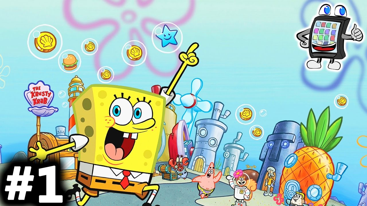 Spongebob Spiele Gratis
