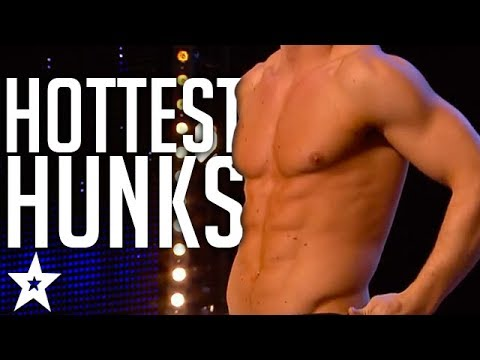 TOP 10 SEXIEST HUNKS On Got Talent | Got Talent Global
