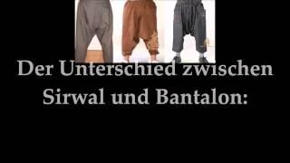 Die Hosen und die Meinungsverschiedenheit der Gelehrten im Urteil (Hukm) über sie