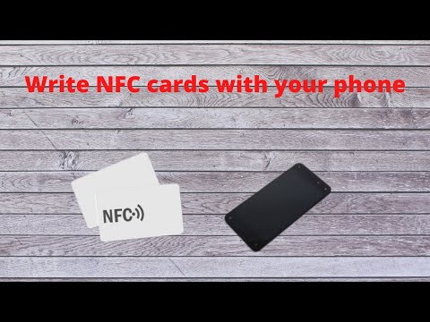 How To Write Nfc Tag On Iphone