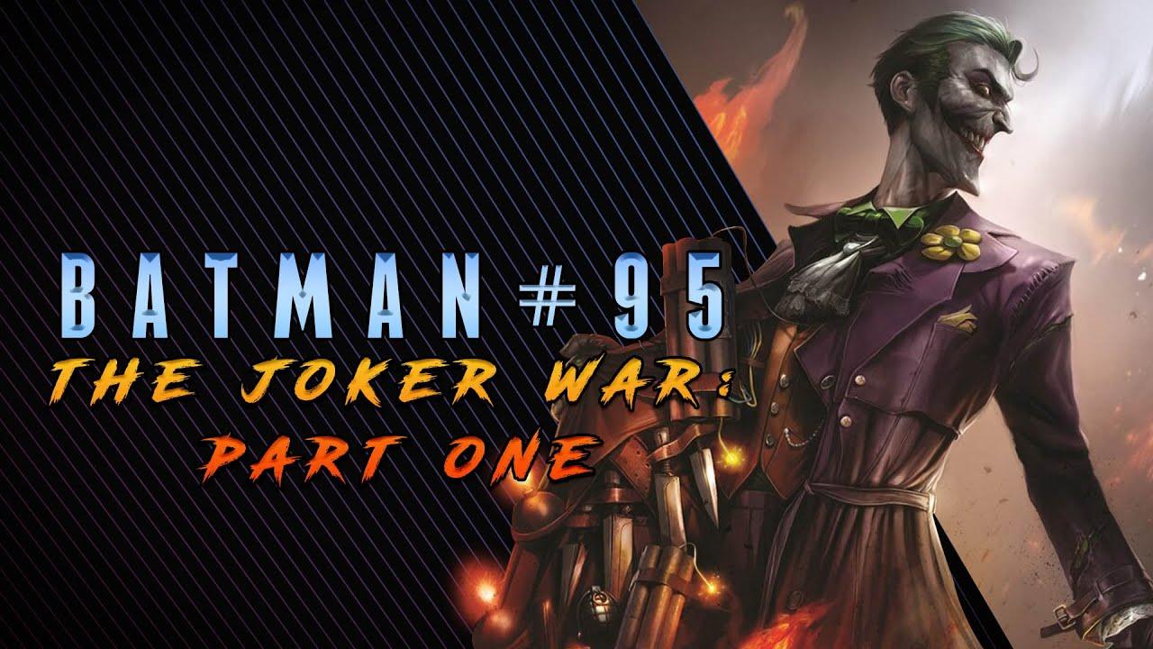 Download The Joker War: Part 1   Batman #95 Review