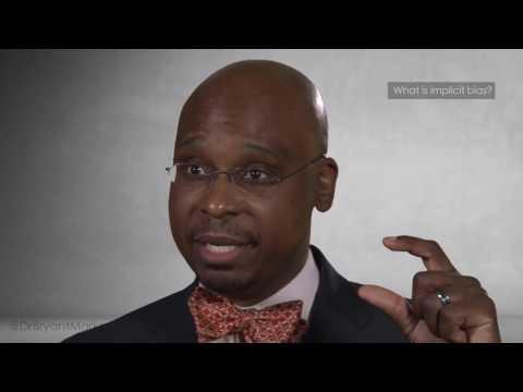 Acknowledging and Managing Implicit Bias