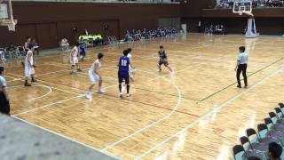 第41回全日本クラブバスケットボール選手権大会 RBC東京 vs SWOOPS 1Q