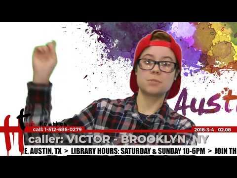 Flat Earther vs Aerospace Engineer | Victor - Brooklyn, NY | Talk Heathen 02.08