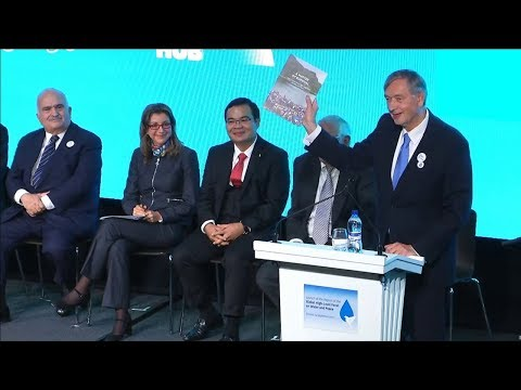 Global High-Level Panel on Water and Peace Report Launch, 14 September 2017, Geneva