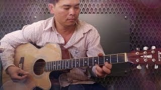 Cover Guitar Tôi Xa Hà Nội - Nguyễn Thiện Cung