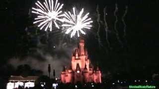 Holiday Wishes Fireworks Spectacular - Magic Kingdom