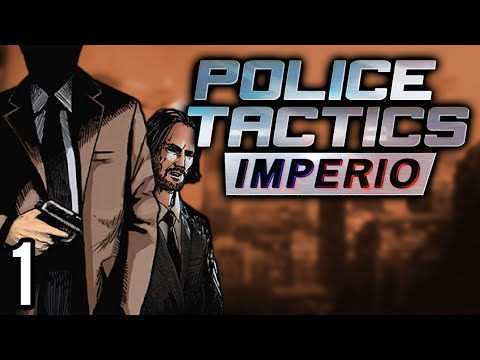 Police Tactics Imperio | Tutorial (Let's Play Police Tactics Imperio / Gameplay ep 1)