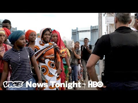 French Island Migration & Medicaid Gets Racial: VICE News Tonight Full Episode (HBO)