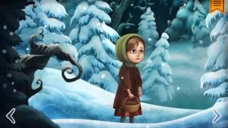 12 месяцев интерактивная сказка (Трейлер)
