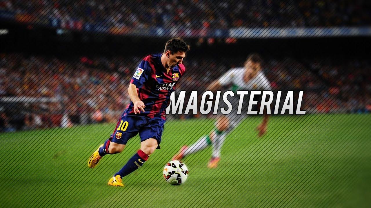Lionel Messi ● Magisterial ● Skills & Goals 2015 HD