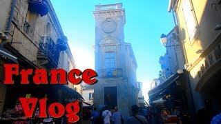 Франция. Выходной с моими любимыми мужем и дочкой