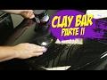Clay Bar - Descontaminação de Pintura - Como fazer