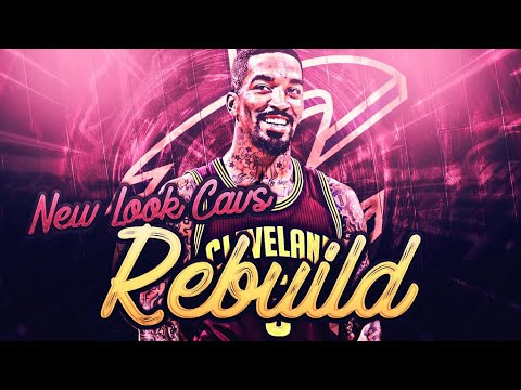 NEW LOOK CLEVELAND CAVALIERS REBUILD! NBA 2K17 MY LEAGUE