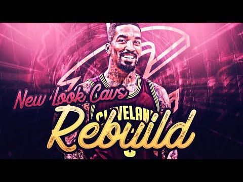 NEW LOOK CLEVELAND CAVALIERS REBUILD! NBA 2K17 MY LEAGUE