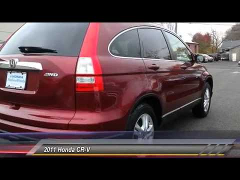 2011 Honda CR-V Madison NJ 38066A