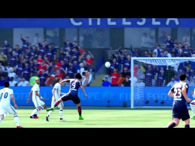 Fifa 17 nice goal