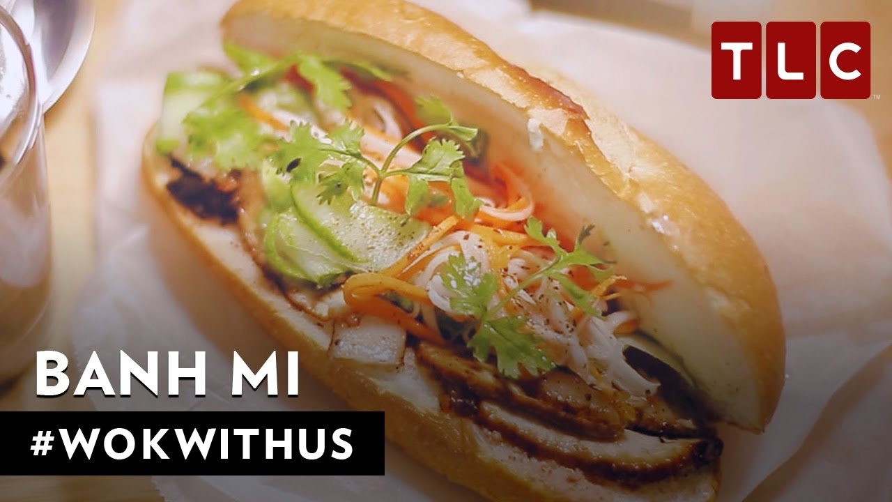 How to Make Banh Mi | #WokWithUs S1E13