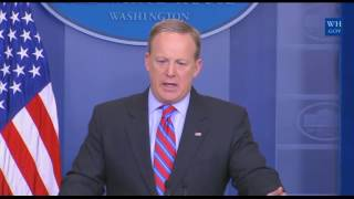 sean spicer HEATED argument with CNN Jim Acosta on health care bill cost cbo 3/14/2017